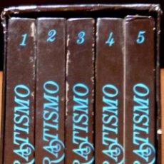 Libros de segunda mano: ESCAPARATISMO - BIBLIOTECA ATRIUM - 5 TOMOS CON ESTUCHE. Lote 52624927
