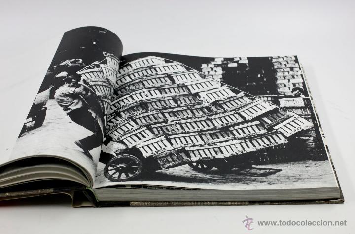 Libros de segunda mano: BARCELONE EN BLANC ET NOIR, XAVIER MISERACHS, 1ª EDICIÓN 1964. 31X34 CM. - Foto 4 - 52781560