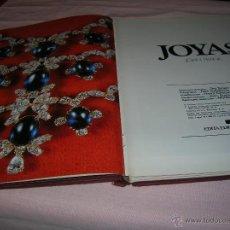 Libros de segunda mano: LIBRO JOYAS. POR JOAN FRANK. Lote 52928337