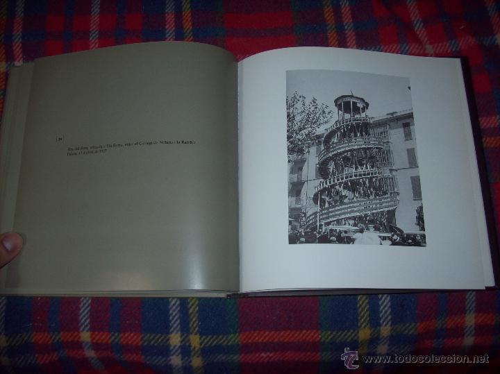 LA MIRADA D'UN FOTÒGRAF. JOAN LLOMPART RAMIS (PALMA 1887-1971). SA NOSTRA .2002. MALLORCA (Libros de Segunda Mano - Bellas artes, ocio y coleccionismo - Diseño y Fotografía)