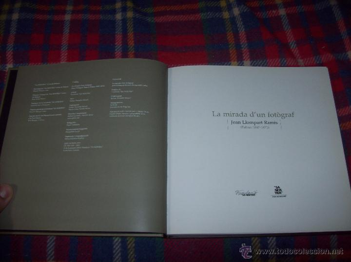 Libros de segunda mano: LA MIRADA DUN FOTÒGRAF. JOAN LLOMPART RAMIS (PALMA 1887-1971). SA NOSTRA .2002. MALLORCA - Foto 3 - 52990058