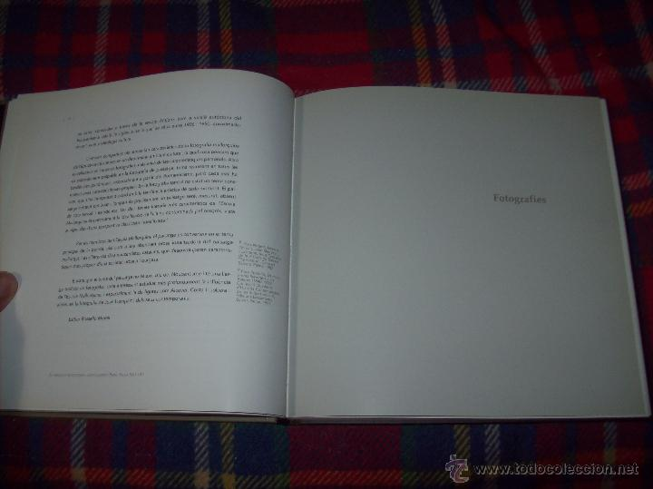 Libros de segunda mano: LA MIRADA DUN FOTÒGRAF. JOAN LLOMPART RAMIS (PALMA 1887-1971). SA NOSTRA .2002. MALLORCA - Foto 5 - 52990058