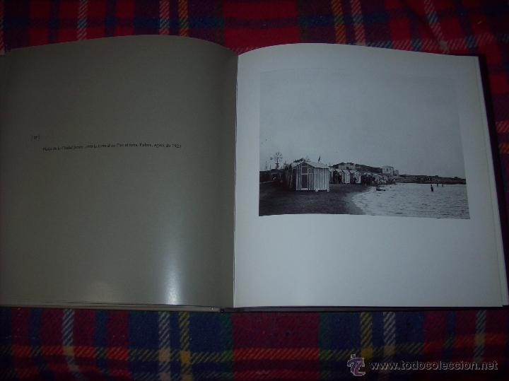 Libros de segunda mano: LA MIRADA DUN FOTÒGRAF. JOAN LLOMPART RAMIS (PALMA 1887-1971). SA NOSTRA .2002. MALLORCA - Foto 21 - 52990058