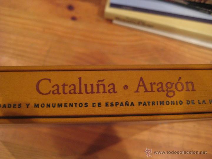 Libros de segunda mano: CATALUÑA Y ARAGON ciudades y monumentos de españa patrimonio humanidad CATALUNYA - Foto 6 - 53027520