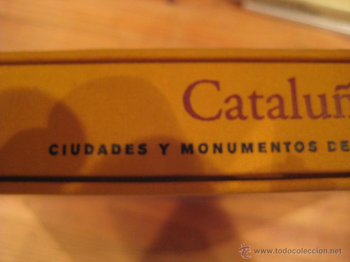 Libros de segunda mano: CATALUÑA Y ARAGON ciudades y monumentos de españa patrimonio humanidad CATALUNYA - Foto 7 - 53027520