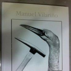 Libros de segunda mano: MANUEL VILARIÑO. BESTIAS INVOLUNTARIAS. 1992. Lote 53071053