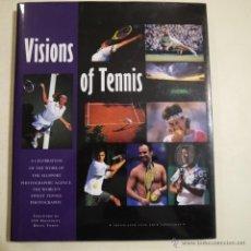 Libros de segunda mano: VISIONS OF TENNIS - 1996 - EN INGLES. Lote 53125907