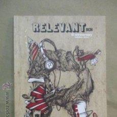 Libros de segunda mano: RELEVANT BCN, III ANIVERSAR 2010. Lote 53152756