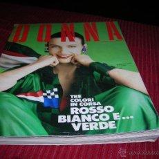 Libros de segunda mano: MUY INTERESANTE REVISTA DE MODA DONNA,Nº 53 MAGGIO 1985. Lote 53265625