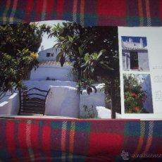 Libros de segunda mano: BALEARES.VIVIR EN MALLORCA,MENORCA,IBIZA Y FORMENTERA.FOTOGRAFÍAS: MELBA LEVICK.1996.UNA JOYA!!!!!!!. Lote 60599101