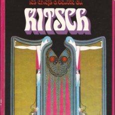Libros de segunda mano: LIBRO-KITSCH ARTE BIZARRO FRANCIA 1971 ANTHOLOGIE PLANETE MUY ILUSTRADO EROTICA. Lote 53823381
