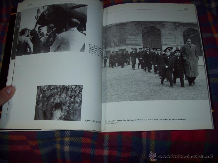 Libros de segunda mano: EFEMÈRIDES.1939-1989. LLONJA. CONSELLERIA DE CULTURA,EDUCACIÓ I ESPORTS. 1989. VEURE FOTOS. - Foto 6 - 53848682