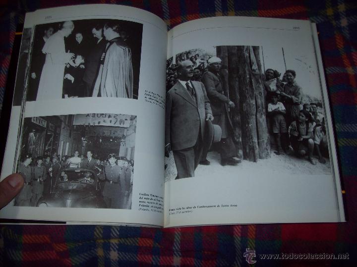 Libros de segunda mano: EFEMÈRIDES.1939-1989. LLONJA. CONSELLERIA DE CULTURA,EDUCACIÓ I ESPORTS. 1989. VEURE FOTOS. - Foto 8 - 53848682