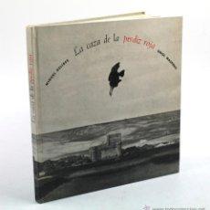 Libros de segunda mano: LA CAZA DE LA PERDIZ ROJA, ORIOL MASPONS, MIGUEL DELIBES. LUMEN ED.. Lote 53882055