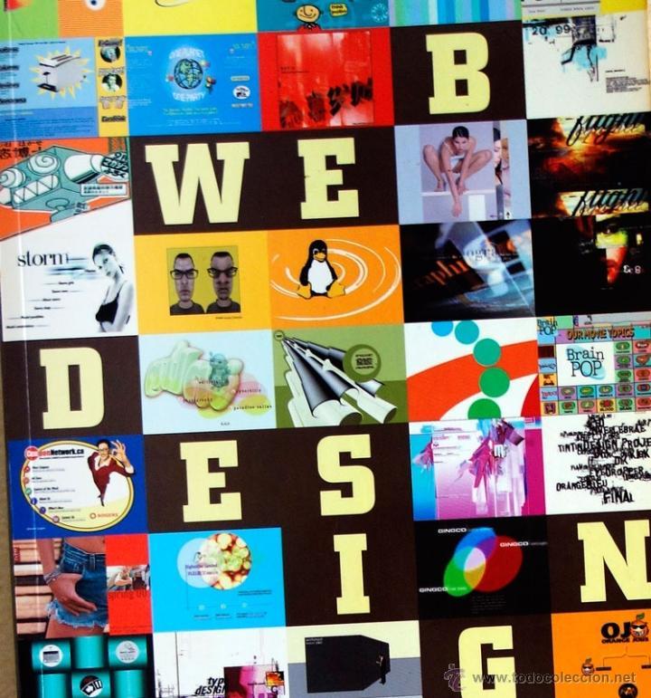 WEB DESIGN INDEX. CASTELLANO. CON CD. PEPPIN PRESS. (DISEÑO WEB) (Libros de Segunda Mano - Bellas artes, ocio y coleccionismo - Diseño y Fotografía)