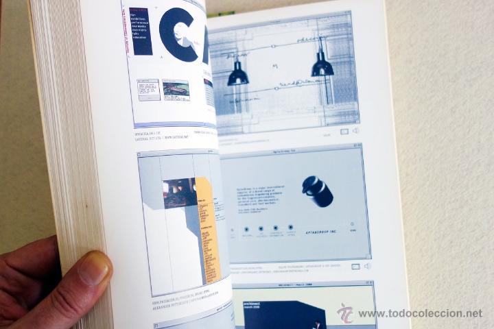 Libros de segunda mano: WEB DESIGN INDEX. CASTELLANO. CON CD. Peppin Press. (Diseño Web) - Foto 6 - 53990352