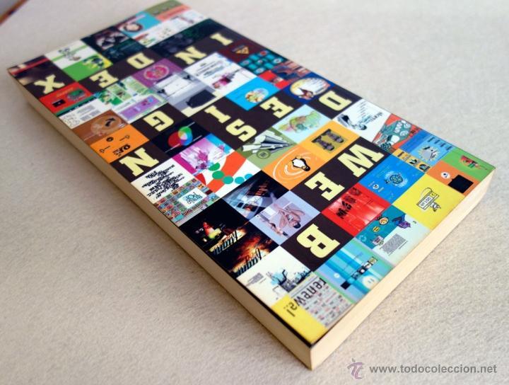 Libros de segunda mano: WEB DESIGN INDEX. CASTELLANO. CON CD. Peppin Press. (Diseño Web) - Foto 9 - 53990352