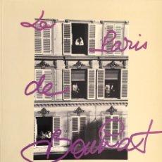 Libros de segunda mano: LE PARÍS DE BOUBAT. SEVILLA FUNDACIÓN LUIS CERNUDA 1993. Lote 54076220