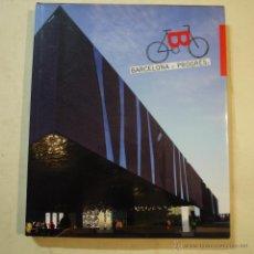 Libros de segunda mano: BARCELONA IN PROGRÉS (VIENE CON DVD) - VARIOS AUTORES - LUNWERG - 2004. Lote 54598393