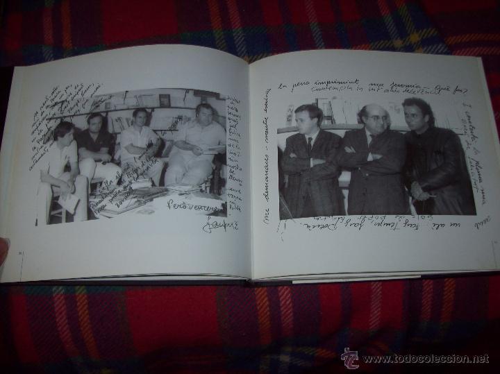 HOMENATGE EN BLANC I NEGRE ( MEMÒRIA FOTOGRÀFICA DELS ESCRIPTORS DE LES ILLES). F. AMENGUAL. 1996. (Libros de Segunda Mano - Bellas artes, ocio y coleccionismo - Diseño y Fotografía)