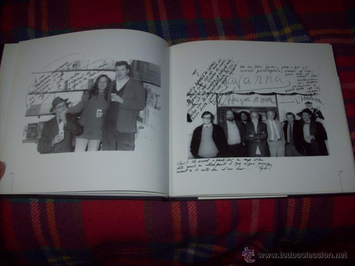 Libros de segunda mano: HOMENATGE EN BLANC I NEGRE ( MEMÒRIA FOTOGRÀFICA DELS ESCRIPTORS DE LES ILLES). F. AMENGUAL. 1996. - Foto 7 - 54795166