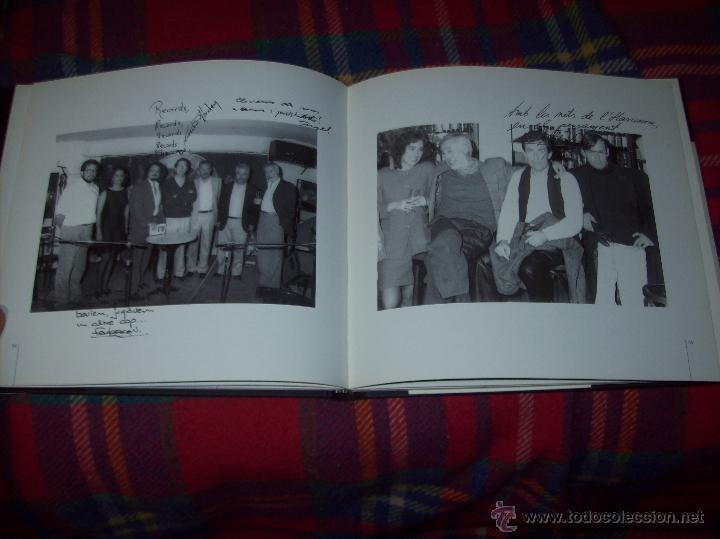 Libros de segunda mano: HOMENATGE EN BLANC I NEGRE ( MEMÒRIA FOTOGRÀFICA DELS ESCRIPTORS DE LES ILLES). F. AMENGUAL. 1996. - Foto 10 - 54795166