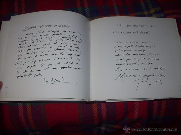 Libros de segunda mano: HOMENATGE EN BLANC I NEGRE ( MEMÒRIA FOTOGRÀFICA DELS ESCRIPTORS DE LES ILLES). F. AMENGUAL. 1996. - Foto 11 - 54795166