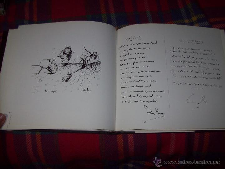 Libros de segunda mano: HOMENATGE EN BLANC I NEGRE ( MEMÒRIA FOTOGRÀFICA DELS ESCRIPTORS DE LES ILLES). F. AMENGUAL. 1996. - Foto 14 - 54795166