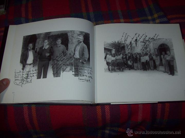 Libros de segunda mano: HOMENATGE EN BLANC I NEGRE ( MEMÒRIA FOTOGRÀFICA DELS ESCRIPTORS DE LES ILLES). F. AMENGUAL. 1996. - Foto 15 - 54795166