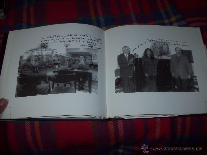 Libros de segunda mano: HOMENATGE EN BLANC I NEGRE ( MEMÒRIA FOTOGRÀFICA DELS ESCRIPTORS DE LES ILLES). F. AMENGUAL. 1996. - Foto 16 - 54795166