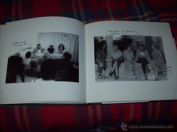 Libros de segunda mano: HOMENATGE EN BLANC I NEGRE ( MEMÒRIA FOTOGRÀFICA DELS ESCRIPTORS DE LES ILLES). F. AMENGUAL. 1996. - Foto 17 - 54795166