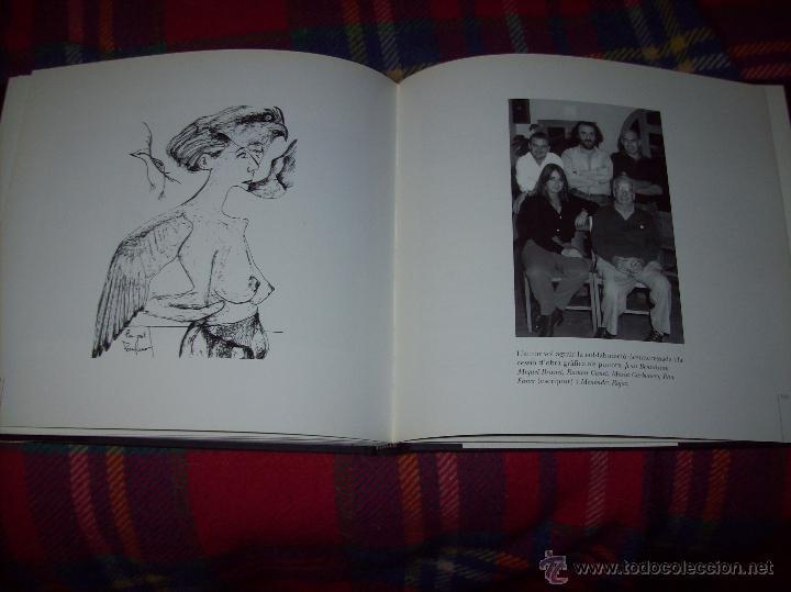 Libros de segunda mano: HOMENATGE EN BLANC I NEGRE ( MEMÒRIA FOTOGRÀFICA DELS ESCRIPTORS DE LES ILLES). F. AMENGUAL. 1996. - Foto 19 - 54795166