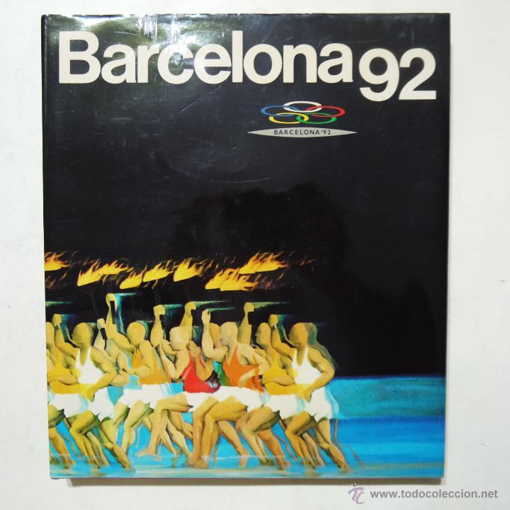 BARCELONA 92 - LUNWERG - 1984 (Libros de Segunda Mano - Bellas artes, ocio y coleccionismo - Diseño y Fotografía)