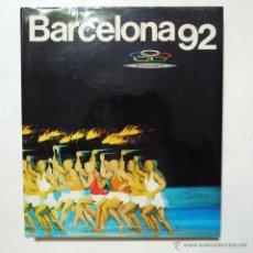 Libros de segunda mano: BARCELONA 92 - LUNWERG - 1984. Lote 54911905