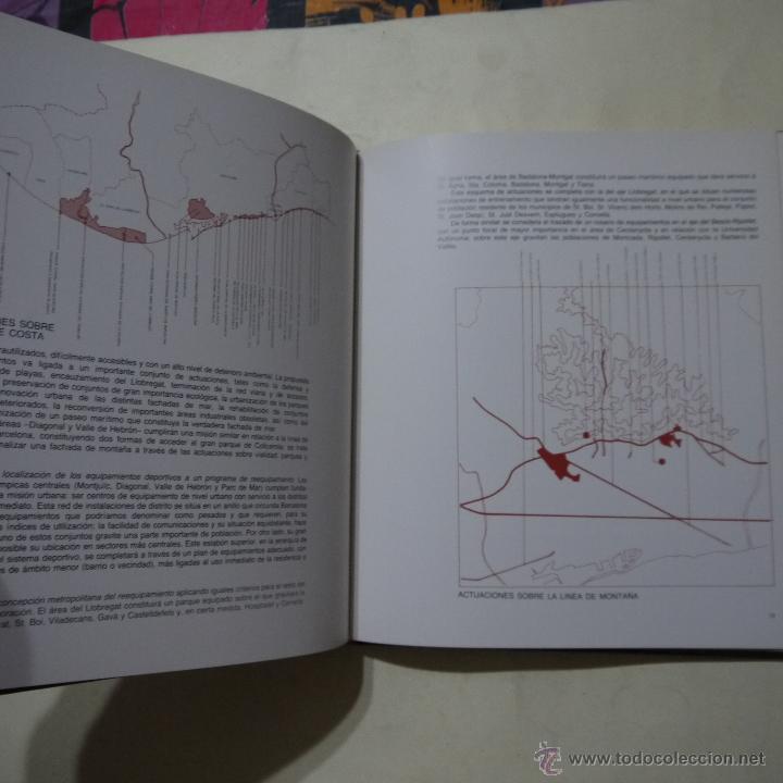 Libros de segunda mano: BARCELONA 92 - LUNWERG - 1984 - Foto 9 - 54911905