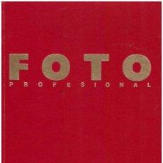 Libros de segunda mano: FOTO PROFESIONAL. Lote 55083219