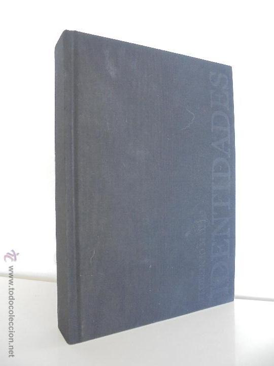 IDENTIDADES. FLORENCIO MAILLO. CONTIENE CD. 2007. VER FOTOGRAFIAS ADJUNTAS (Libros de Segunda Mano - Bellas artes, ocio y coleccionismo - Diseño y Fotografía)