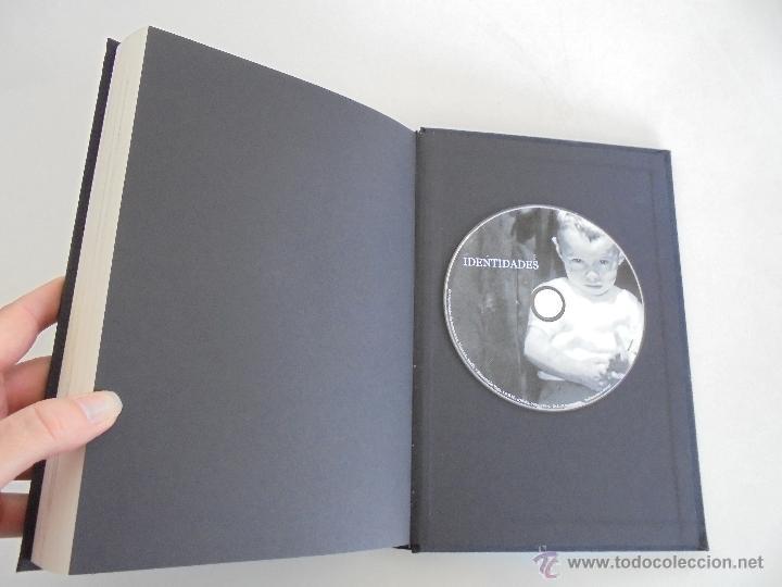 Libros de segunda mano: IDENTIDADES. FLORENCIO MAILLO. CONTIENE CD. 2007. VER FOTOGRAFIAS ADJUNTAS - Foto 17 - 55088117