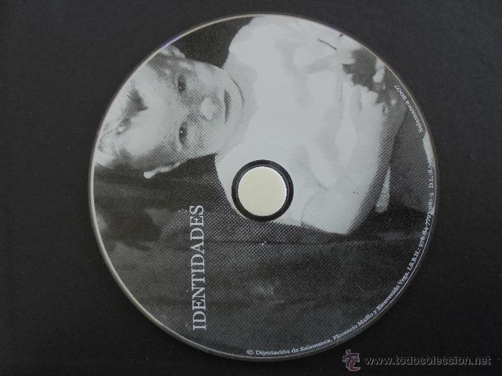 Libros de segunda mano: IDENTIDADES. FLORENCIO MAILLO. CONTIENE CD. 2007. VER FOTOGRAFIAS ADJUNTAS - Foto 18 - 55088117