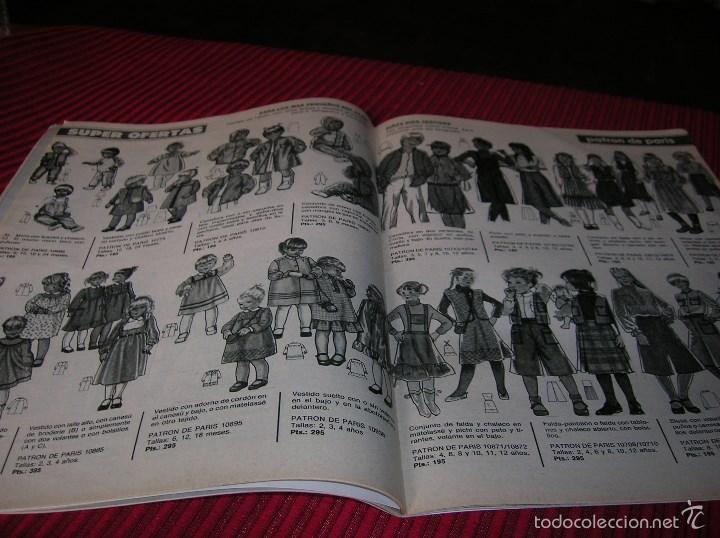 Libros de segunda mano: Revista de moda Vestidal Invierno, años 70 - Foto 2 - 55363413