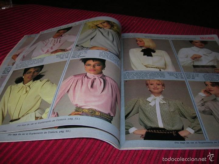 Libros de segunda mano: Revista de moda Vestidal Invierno, años 70 - Foto 3 - 55363413
