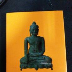 Libros de segunda mano: KHMER BRONZES CATALOGO COLECCION ESCULTURA DE BRONCE CULTURA CAMBOYANA BUDISMO. Lote 55708343