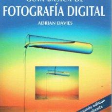 Libros de segunda mano - Guía básica de fotografía digital.. - Adrian Davies.. - 56360861