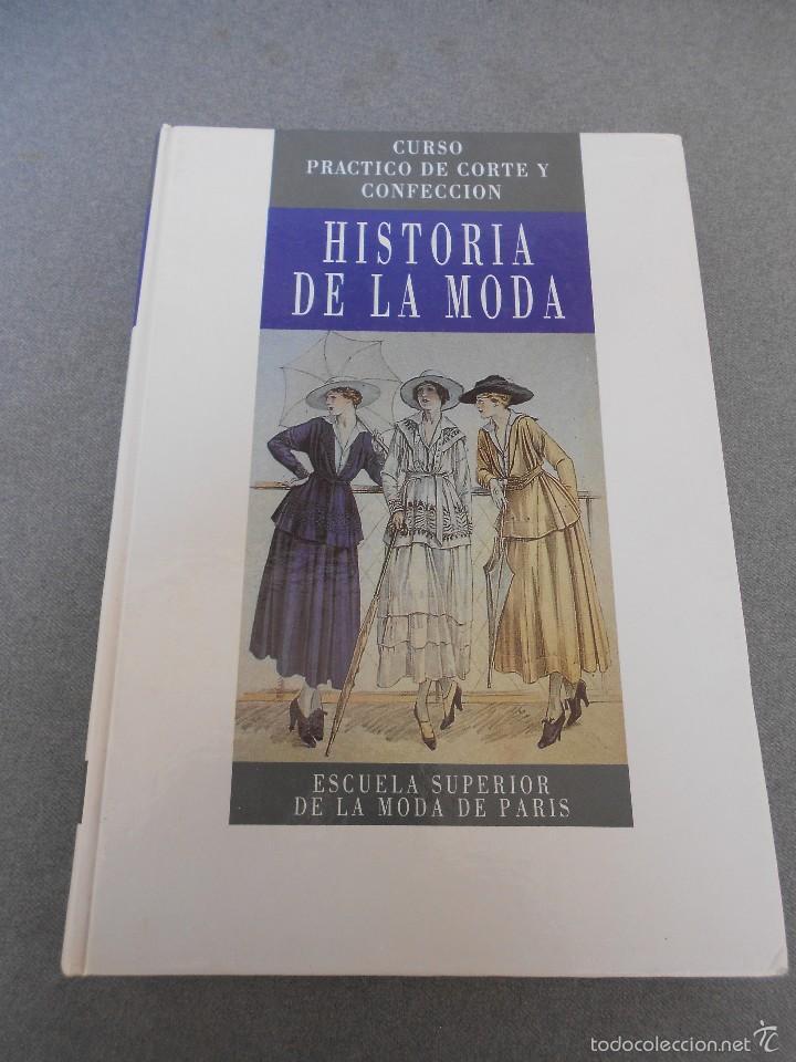 Historia de la moda libro