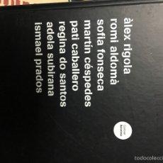Libros de segunda mano: LA BARCELONA PARTICULAR D'ALEX RIGOLA ECTE.ECT.ECT. Lote 56895196