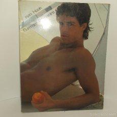 Libros de segunda mano: SUMMER SOUVENIR / KEN HAAK, LIBRO DE FOTOGRAFIA GAY. Lote 56955861