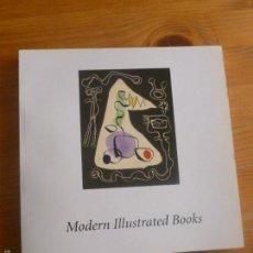 Libros de segunda mano: SIMS REED RARW BOOKS. MODERN ILLUSTRATED BOOKS. 182PP. Lote 57058070