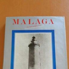 Libros de segunda mano: MÁLAGA IN MEMORIAM DEDICADO CIEN AÑOS A PIE DE FOTO EDITORIAL ARGUVAL. 1988 CONTIENE CARTA. Lote 57106849