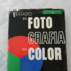 Libros de segunda mano: TRATADO DE FOTOGRAFIA EN COLOR (1950). Lote 57290686