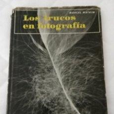 Libros de segunda mano: LOS TRUCOS EN FOTOGRAFIA (1950). Lote 57291096